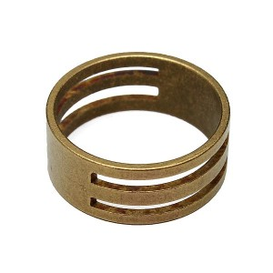 DIY Handwork Metal Ring