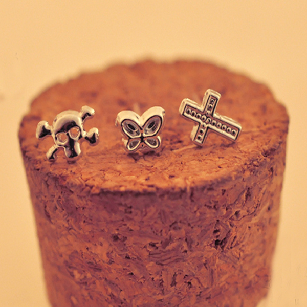 Multi-style Stud Earrings