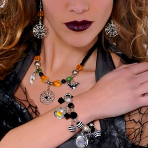 Halloween Evil Eye Multilayer Bracelet