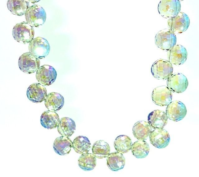 Glass Imitation Pearl Loose Bead