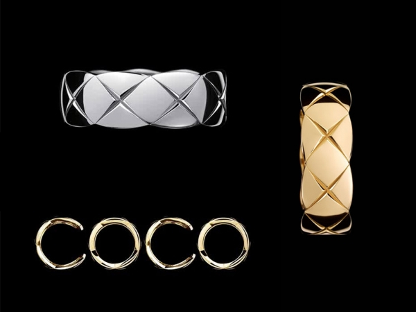 Chanel Coco Crush New Jewelry