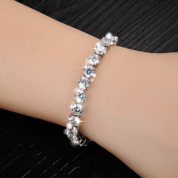 Diamond Bride Bracelet