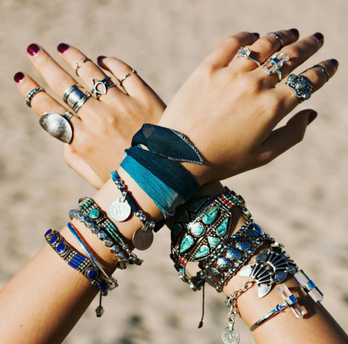 How to Achieve Bohemian Style Better - Jewelry Gossip