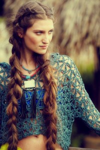 Bohemian Style Necklace