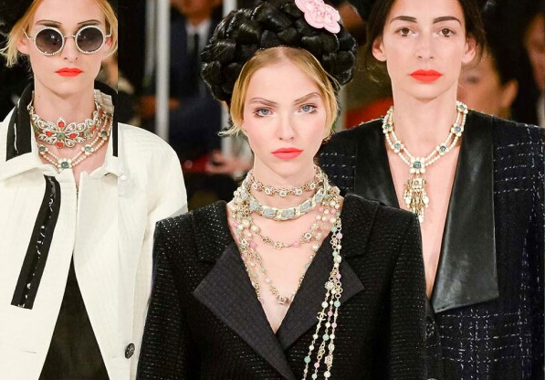 Chanel 2016 early spring jewelry show
