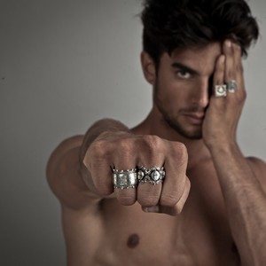 men with rings