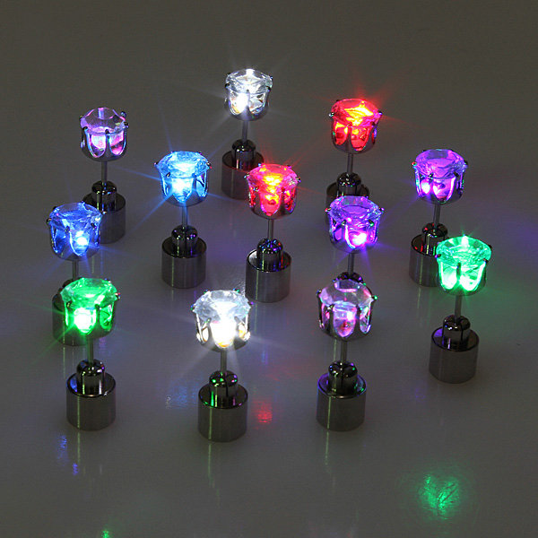 led-earrings