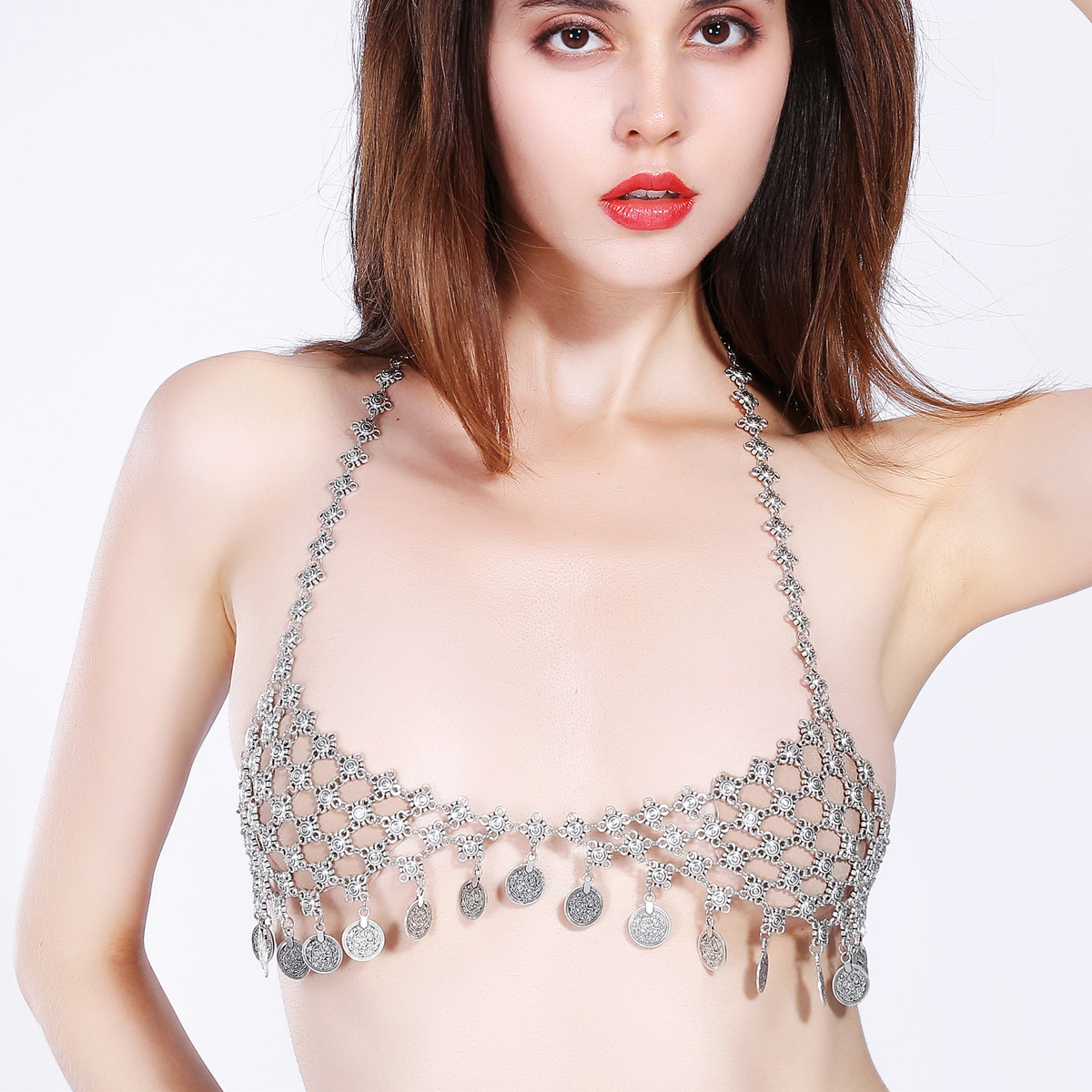 Coin Body Chain