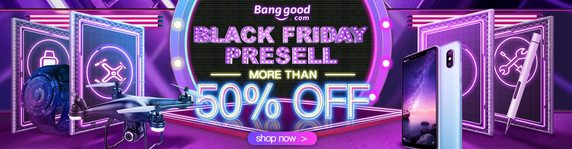 Banggood Black Friday