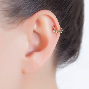 Three Funny But Stylish Cartilage Earrings Ideas